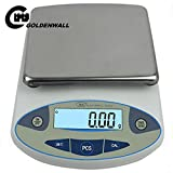 High precision lab digital analytical electronic balance analytical laboratory jewelry scalesprecision gold scales Clark scales kitchen precision weighing electronic scales 0.01g (5000g, 0.01g)