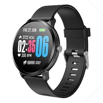 BEUHOME Bluetooth Smart Watch, Health & Fitness Tracker ...