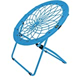 32″ Bunjo Bungee Kids Chair, Blue Review