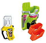 Bandai Kamen Rider Ex-Aid DX Kimewaza Slot Holder & Bakusou Bike Gashat