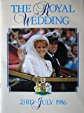 img - for Royal Wedding Book: Prince Andrew and Sarah Ferguson book / textbook / text book