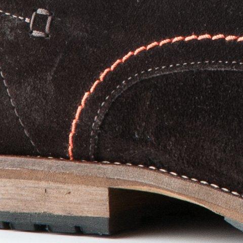 Travelin Manchester Wildleder Schuhe