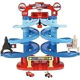 Fisher-Price Disney/Pixar Cars 2 Spiral Speedway Grand Prix