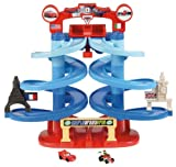 Fisher-Price Disney/Pixar Cars 2 Spiral Speedway Grand Prix