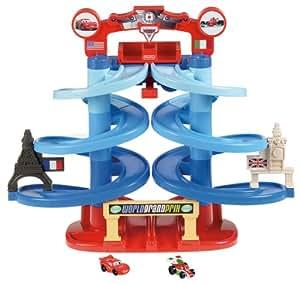 Fisher-Price - Circuito para coches de juguete Cars (V7600)