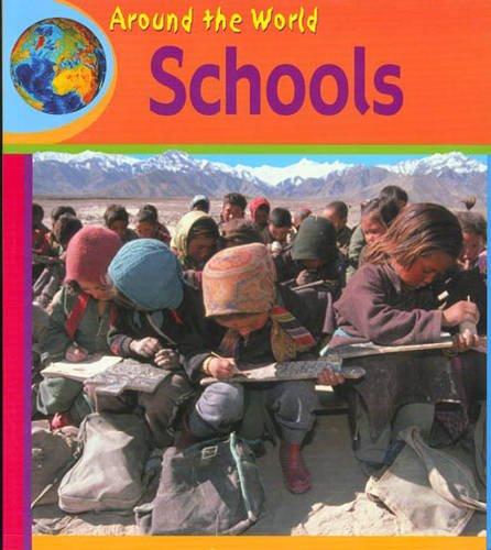 School Hardback - Around the World Schools Hardback
