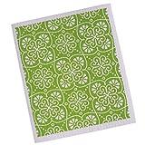 Heart of America Lattice Design Swedish Dishcloth - 2 Pieces