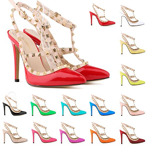 1f9d57879a0c Loslandifen Ladies High Heels Party Wedding Count Pump Shoes - Buy ...