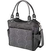 Petunia Pickle Bottom City Carryall Diaper Bag in Champs-Elysees Stop