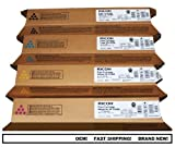 Genuine Ricoh AFICIO SP C430A C430DN High Yield Toner Bundle Set 821105, 821106, 821107, 821108, BCYM Sealed In Retail Packagin, Office Central