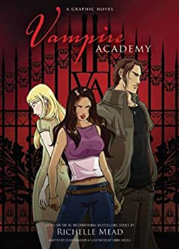 Vampire Academy: The Graphic Novel 1595144293 Book Cover