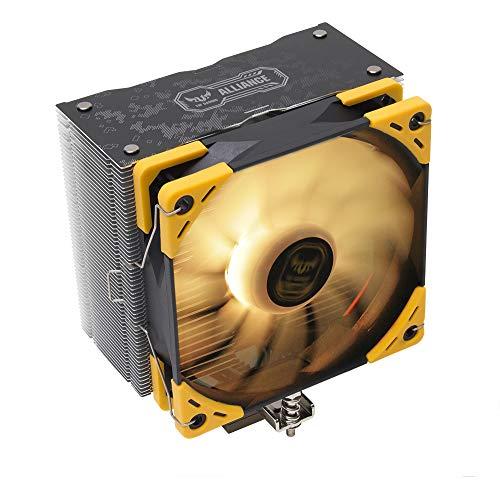 Scythe TUF Gaming Alliance 120mm Air CPU Cooler, ASUS Aura Sync, Intel LGA1151, AMD AM4/Ryzen, Kotetsu Mark 2 Edition