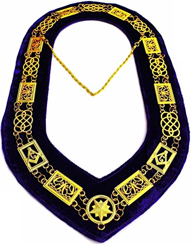 DEURA Masonic Collar...