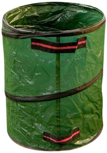 Noor Pop Up Garden Waste Bag PE/PP, green, 60 x 45 cm, 100 Litre 0174560PUMGR