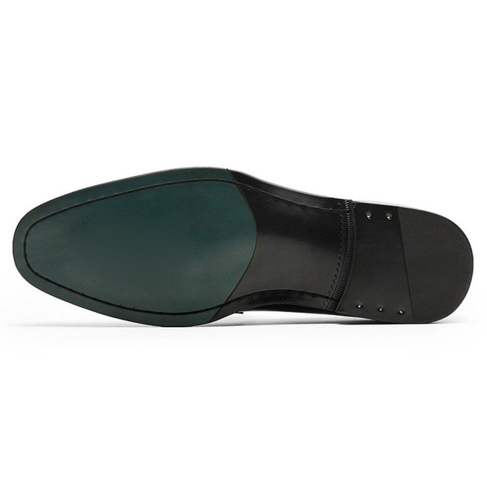 Zapatos Zapatos Zapatos con Cordones para Hombres Hombres Cuatro Estaciones Coreano Casual Moda Juventud Conducir Zapatos De Cuero c318f5