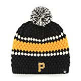 MLB Women's '47 Leslie Knit Beanie with Pom