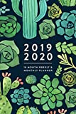 2019 2020 | 18 Month Weekly & Monthly Planner: January 2019 - June 2020 (2019 2020 18-Month Daily Weekly Monthly Planner, Organizer, Agenda and Calendar)