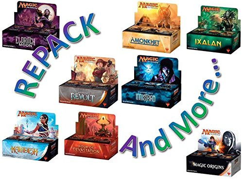 Magic The Gathering Draft (15 Card repack Magic: the Gathering. CHEAPEST way to draft!!!)