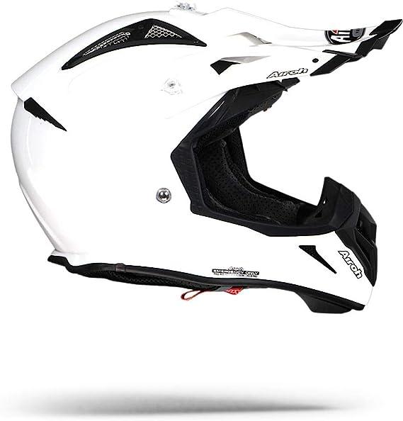 Gr/ö/ße XS Weiss Airoh Helmet Aviator 2.2