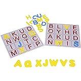 Alfabeto Bingo de Letras Eva Carlu Brinquedos