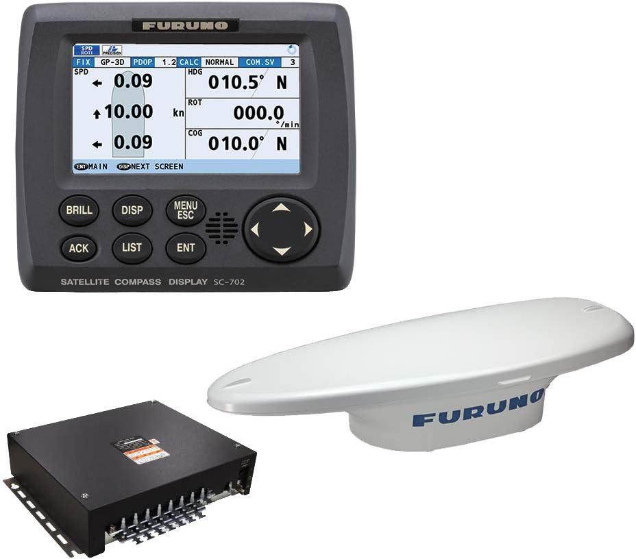 Furuno SC70 brújula satélite sin Cable [SC70]: Amazon.es: Deportes y aire libre