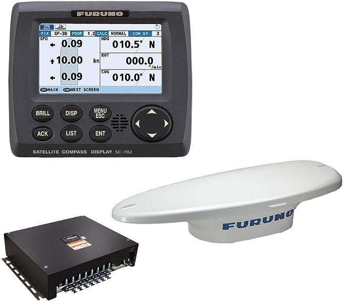 Furuno SC70 brújula satélite sin Cable [SC70]: Amazon.es: Deportes ...