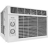 hOmeLabs 5000 BTU Window Mounted Air Conditioner