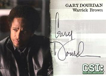 CSI: Crime Scene Investigation serie 3 - Gary Dourdan ...