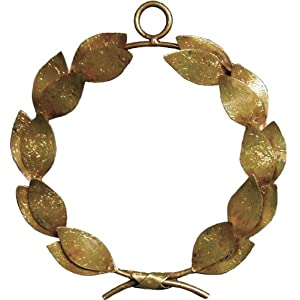Laurel Wreath Ancient Victory Symbol for Wall 112