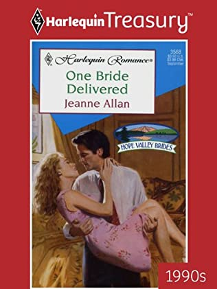 book cover of One Bride Delivered