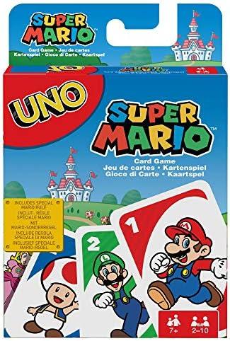 Uno Super Mario (Instrucciones Sólo En Japonés): Amazon.es: Juguetes y juegos