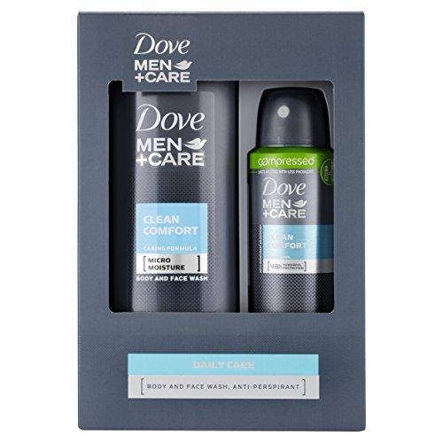 Dove Men+Care Daily Care Gift Set by Dove Men + Care