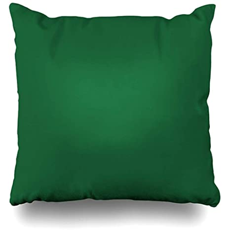 LOVE GIRL Fundas de cojín Sólido Kelly Green Pop de Color ...
