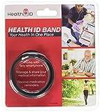 Health ID Emergency Medical ID Bracelet with