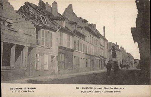 Amazon.com: Rue des Graviers Soissons, France Original ...