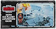 Hasbro Games Star Wars The Empire Strikes Back Hoth Ice Planet Adventure Board Game; Based on The 1980 Board G