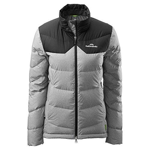 Womens Epiq Kathmandu Duck Jacket Grey Puffer Winter v2 Marle Down Black Warm 5dnqq7