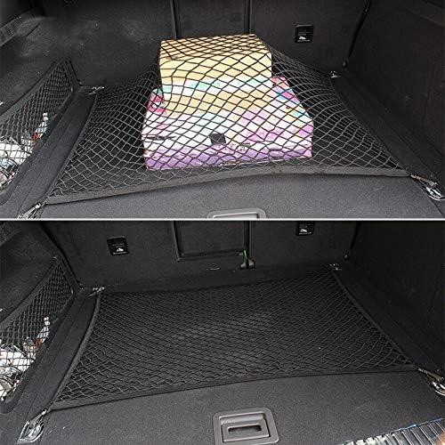 For Mitsubishi Outlander Lancer ASX 2008-2017 caricamento del sistema del tronco rete di carico dellorganizzatore Accessori auto Styling bagagli
