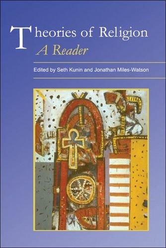 Theories of Religion: A Reader: Amazon.es: Kunin, Seth Daniel, Miles-Watson, Jonathan: Libros en idiomas extranjeros