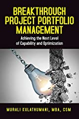 This unique text discusses why project portfolio management has been elusive to most organizations. It explains how an impactful portfolio is attainable using a back-to-basics approach that includes the use of a simplified form of earned valu...