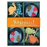 Meri Meri Roarrrrrr Dinosaur Cupcake Kit