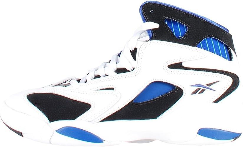 Reebok Shaq Attacked Shoes – Zapatillas de Baloncesto Azul ...