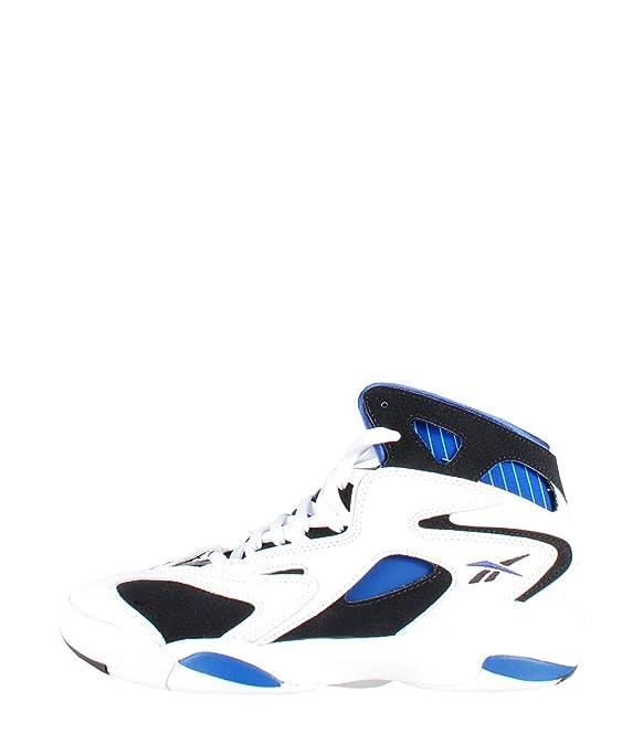 Reebok Shaq Attacked Shoes - Zapatillas de Baloncesto Azul ...