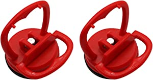 DIYPHONE 2pcs/lot Heavy Duty Suction Cups Opening Tool Mobile Phone LCD Screen Vacuum Strong Suction Cup Repair Tool Car Remover Round Shape Assistant Tools