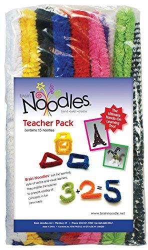 Brain Noodles - 15 Pack by Brain Noodles