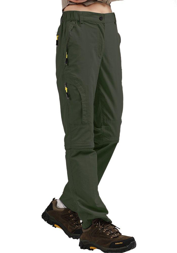 Hiking Pants Women Convertible Outdoor