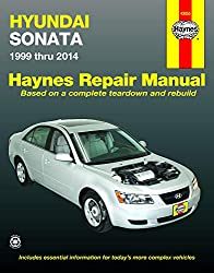 Image of the product Hyundai Sonata 99 14 that is listed on the catalogue brand of Haynes.
