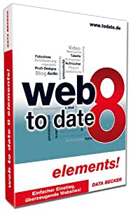 Web to Date 8.0 Elements