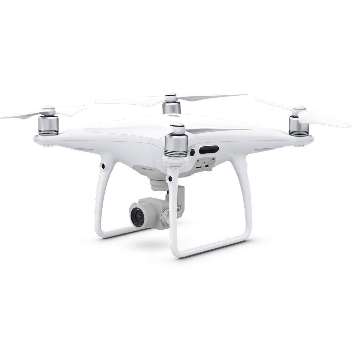 DJI Phantom 4 Pro Drone (Certified Refurbished) 4K HD Video -  White VisionUp Global Ca CP.PT.000488.E