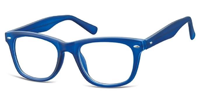 0de6693c94e8 Ladies Full Rimmed Designer Glasses Frame - Suitable For Prescription Lenses   Amazon.co.uk  Clothing